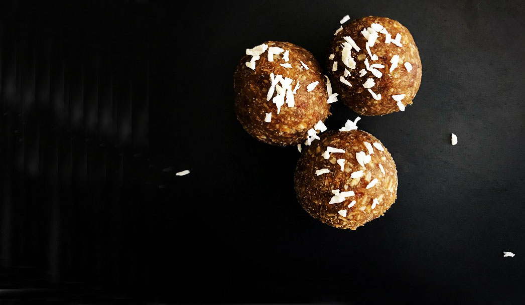 Post-Workout Energy Balls