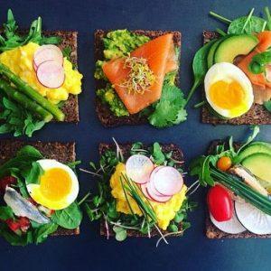 Breakfast Tartines II