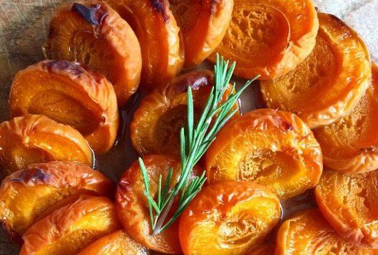 Simple + Healthy Apricot Tart Recipe