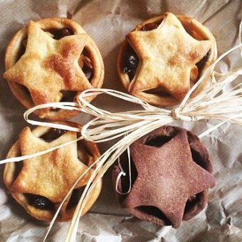 Simple + Healthy Healthy Mince Pies Recipe