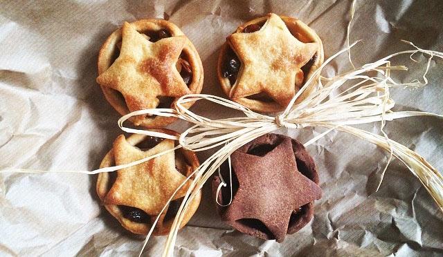Simple + Healthy Healthy Mince Pies Recipe
