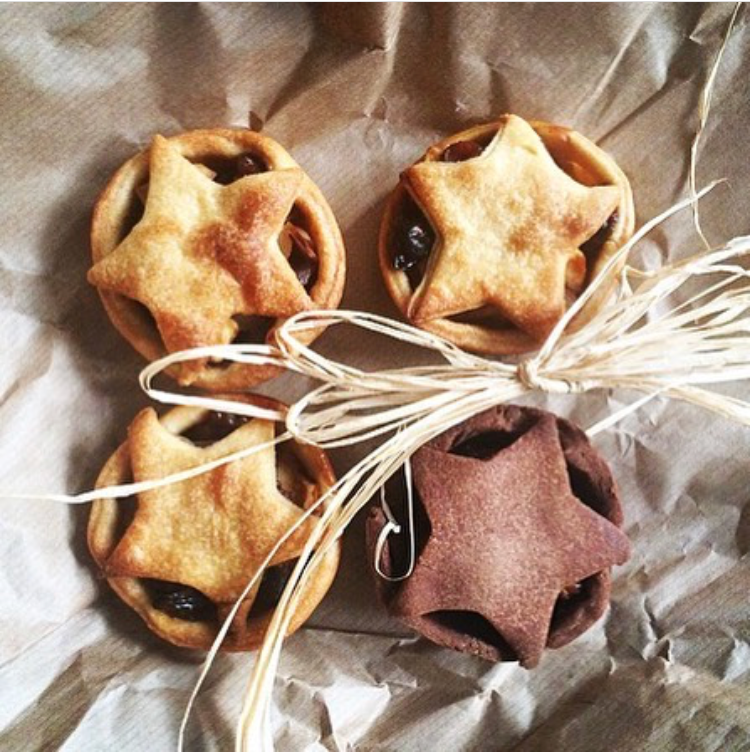 Healthy Mince Pies from Simple + Healthy