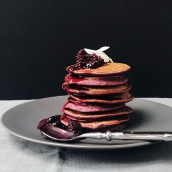 Simple + Healthy Blackberry Pancake recipe.jpg