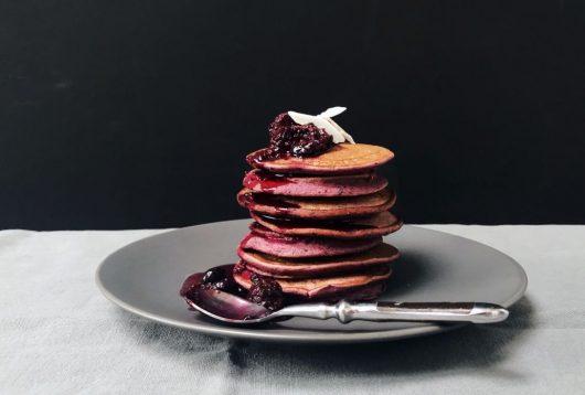 Simple + Healthy Blackberry Pancake recipe.jpg
