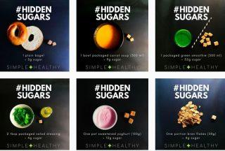 Hidden Sugars, Beware!