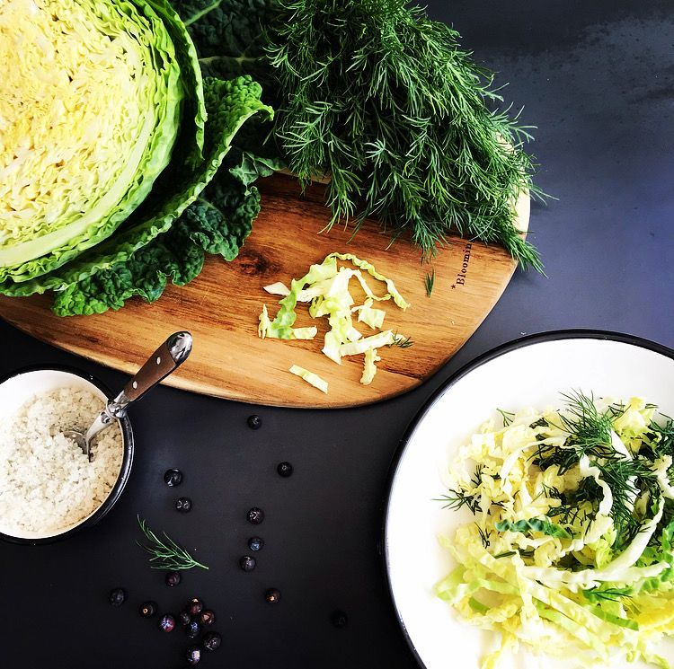 Simple + Healthy Fermented Foods